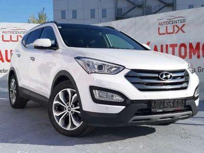gebraucht Hyundai Santa Fe 2.2 CRDi 4WD SUV / Geländewagen