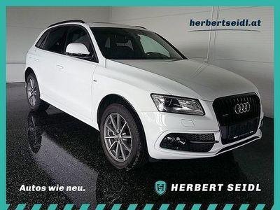 used Audi Q5 2.0 TDI quattro