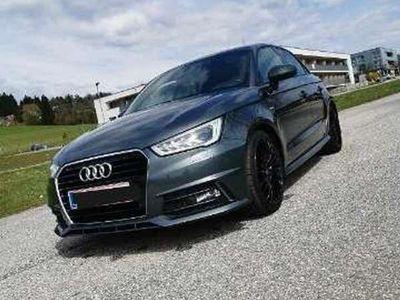 gebraucht Audi A1 Sportback 1,4 TDI Sport S-tronic