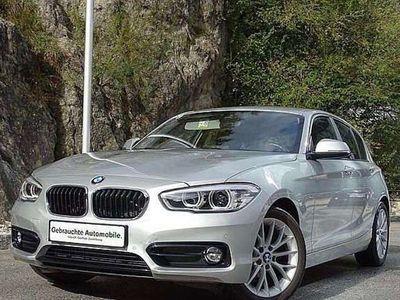 gebraucht BMW 116 1er-Reihe d Limousine,