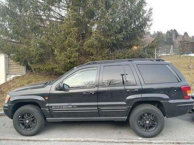 gebraucht Jeep Grand Cherokee 2,7 SUV / Geländewagen