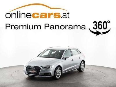 gebraucht Audi A3 Sportback 1,6 TDI XENON NAVI TEMP SHZ MEGAPREIS Limousine,