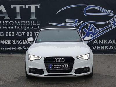 gebraucht Audi A5 Cabriolet 3,0 TDI quattro DPF S-tronic