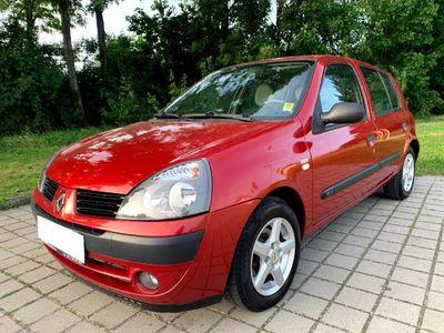brugt Renault Clio Cool 132.000km 5-türig-Klima