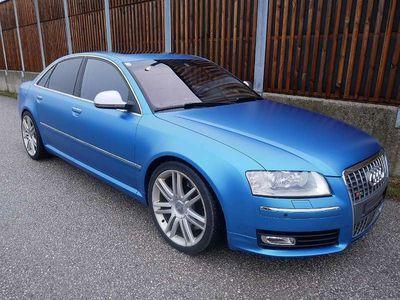 gebraucht Audi S8 5,2 Quattro Limousine *TOP Ausstattung* Limousine