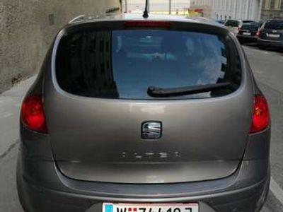 gebraucht Seat Altea Stylance 2,0 TDi DSG
