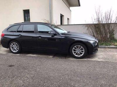 gebraucht BMW 318 3er-Reihe d Touring Advantage Aut Kombi / Family Van