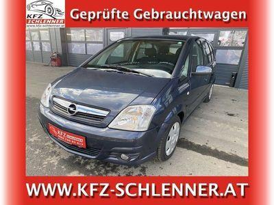 gebraucht Opel Meriva 1,4 16V Edition ecoFLEX/Neu Überprüft