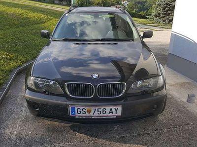 gebraucht BMW 330 3er-Reihe XD Touring Kombi / Family Van,