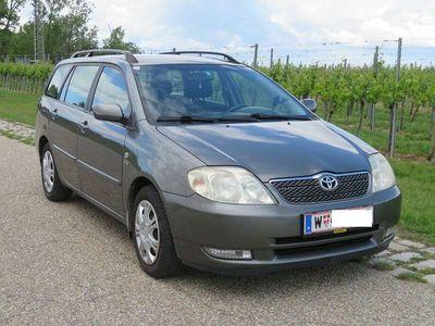 gebraucht Toyota Corolla 2,0 D-4D Kombi / Family Van