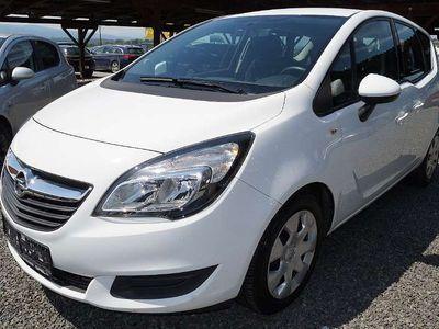 gebraucht Opel Meriva 1,6 CDTI Ecotec Cool & Sound Start/Stop System Kombi / Family Van