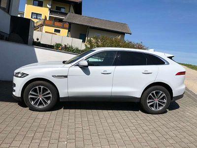 gebraucht Jaguar F-Pace 30d AWD Prestige Automatic SUV / Geländewagen