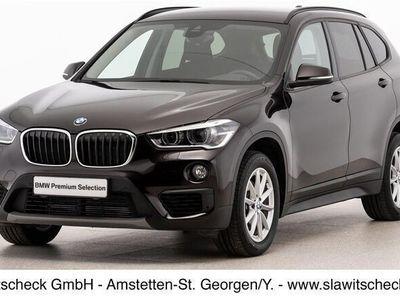gebraucht BMW X1 sDrive18i NP: €44.560,- SUV
