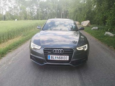gebraucht Audi A5 Sportback 3.0 quattro Limousine