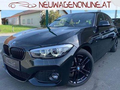 gebraucht BMW 118 d Automatik M-Sport Shadow Edition Neuwagen