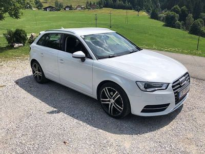 gebraucht Audi A3 Sportback 2.0 TDI quattro Neues Pickerl Klein-/ Kompaktwagen