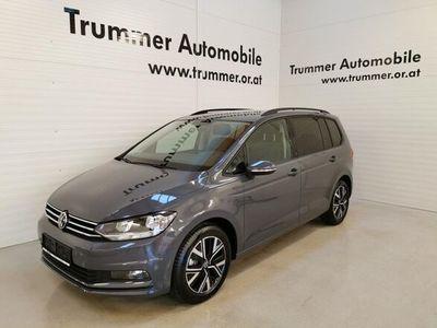 gebraucht VW Touran CL Sachbezug TDI SCR