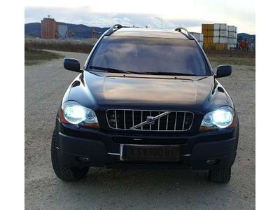 brugt Volvo XC90 2,5T Momentum Geartronic AWD