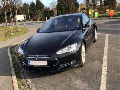 gebraucht Tesla Model S S85D Limousine