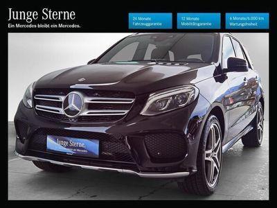 gebraucht Mercedes GLE350 d 4Matic Aut. Austria Edition *AMG-Line*AHK*Distronik*Airmatik*Comand*u.v.m.*