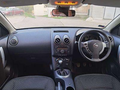 gebraucht Nissan Qashqai 1.6i *Rechtslenker - Österreichische Zulassung* Klein-/ Kompaktwagen