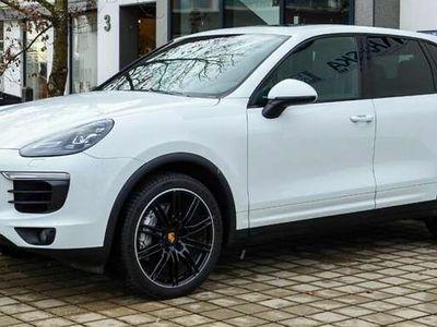 gebraucht Porsche Cayenne II 3,0 Aut.**Pano*Luft*21zoll*ACC*Facelift** SUV / Geländewagen