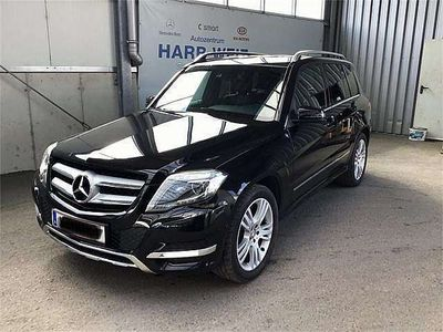 gebraucht Mercedes GLK220 GLK-KlasseCDI BlueEfficiency Aut. SUV / Geländewagen,