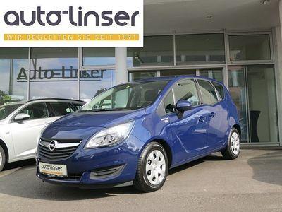 gebraucht Opel Meriva 1,3 CDTI Ecotec Cool & Sound