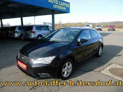 gebraucht Seat Leon SC Reference 1,2 TSI ***80.000Km*** Sportwagen / Coupé