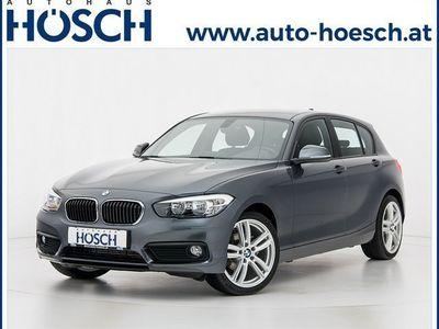 gebraucht BMW 116 d Advantage LP:34.753.-/mtl.98.-*