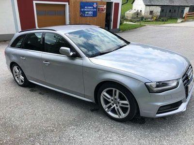 gebraucht Audi A4 Avant 2,0 TDI quattro Sport S-tronic