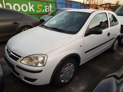 gebraucht Opel Corsa 1,2 16V