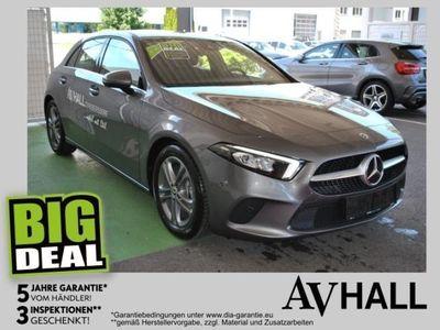 gebraucht Mercedes A180 d Style LED Navi Kamera Automatik Keyless