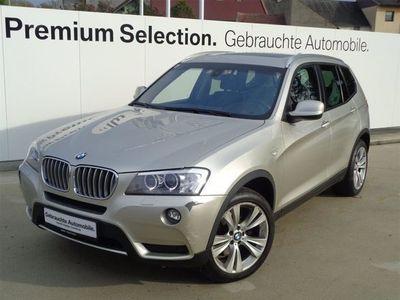 gebraucht BMW X3 xDrive35i