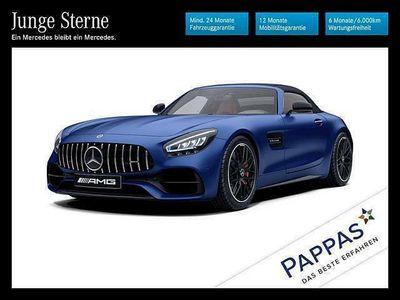 gebraucht Mercedes AMG GT Mercedes-AMG GT C Roadster Cabrio / Roadster
