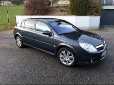 gebraucht Opel Signum Z19DT Kombi / Family Van