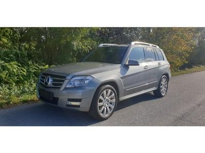 gebraucht Mercedes GLK220 CDI 4MATIC BlueEfficiency A-Edition Aut.