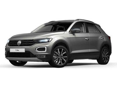 gebraucht VW T-Roc 1,5 TSI ACT Design / 309 / PREMIUM / CARGO PAKET / LED / NAVI SUV / Geländewagen