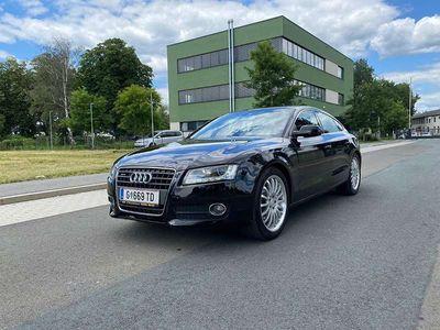 gebraucht Audi A5 2.0 TDI Quattro Sportwagen / Coupé