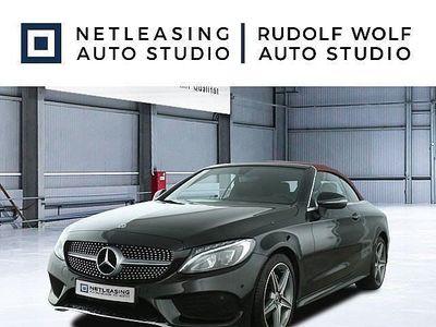 gebraucht Mercedes C180 C-Klasse CabrioletCabrio, 156 PS, 2 Türen, Schaltgetriebe