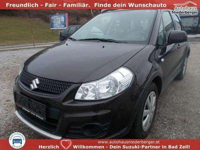 gebraucht Suzuki SX4 SX41,6 Benzin - Austria