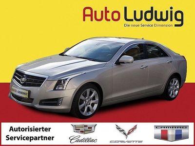 gebraucht Cadillac ATS 2.0L Turbo RWD
