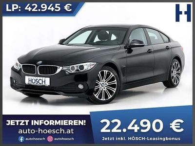 gebraucht BMW 418 Gran Coupé 4er-Reihe d Aut. Sportwagen / Coupé
