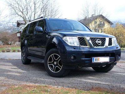 gebraucht Nissan Pathfinder 2,5 dCi LE Aut.