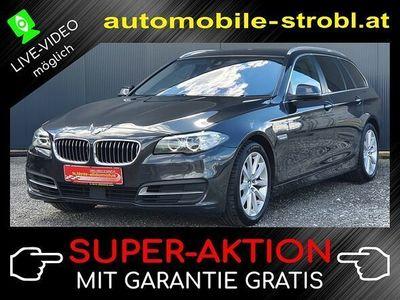 gebraucht BMW 520 d Touring Aut.