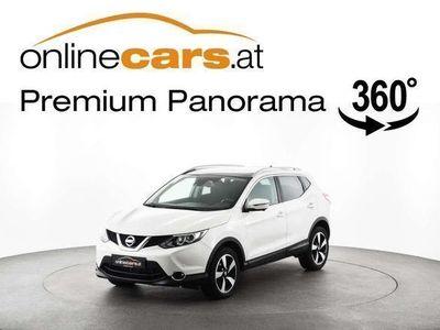 gebraucht Nissan Qashqai 1,6 dCi Aut. SKY 360KAMERA NAVI TEMP SH... SUV / Geländewagen,