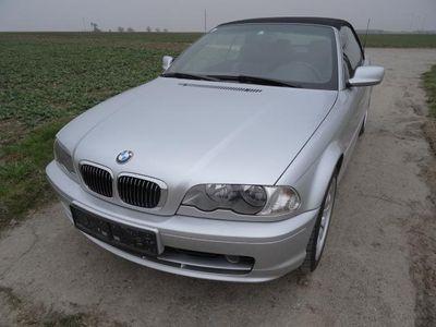gebraucht BMW 323 Cabriolet Ci Österreich-Paket Aut.