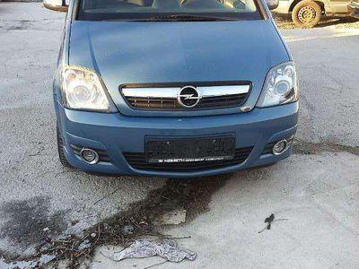 gebraucht Opel Meriva 1,4 16V Cosmo ecoFLEX Kombi / Family Van,