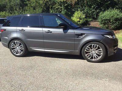 gebraucht Land Rover Range Rover Sport 3.0l SDV6 HSE Dynamic SUV / Geländewagen