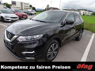 gebraucht Nissan Qashqai 1,3 DIG-T N-Connecta, N-Conecta, 140 PS, 5 Türen, Schaltgetriebe